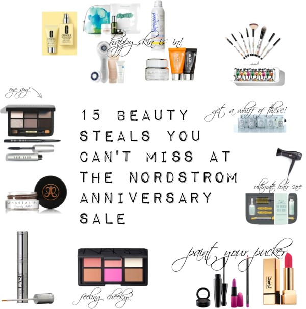 Nordstrom Beauty Anniversary Sale