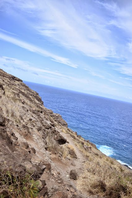 Makapuu Ridge Oahu Hawaii