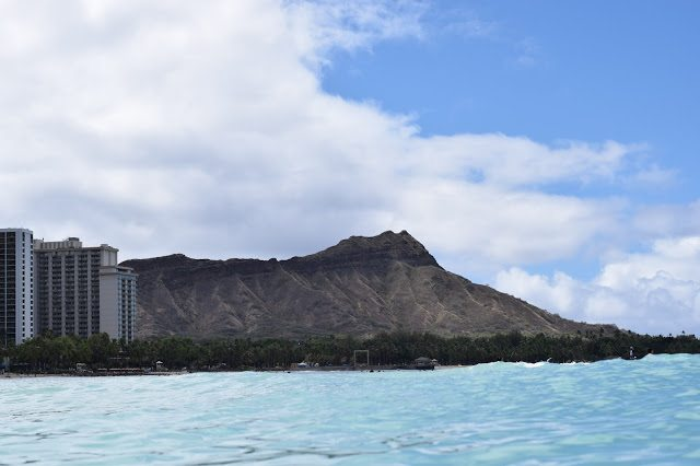 Diamondhead Crater Honolulu