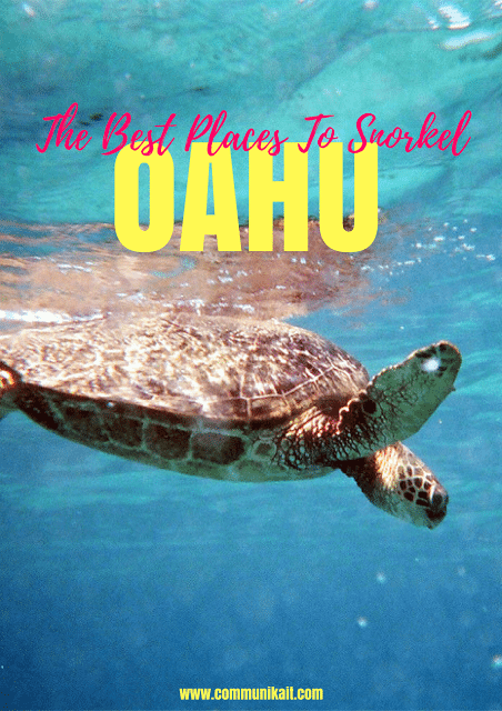 My Five Favorite Places To Snorkel On Oahu