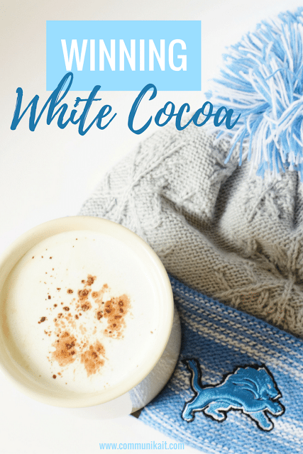 Easy White Hot Cocoa Recipe