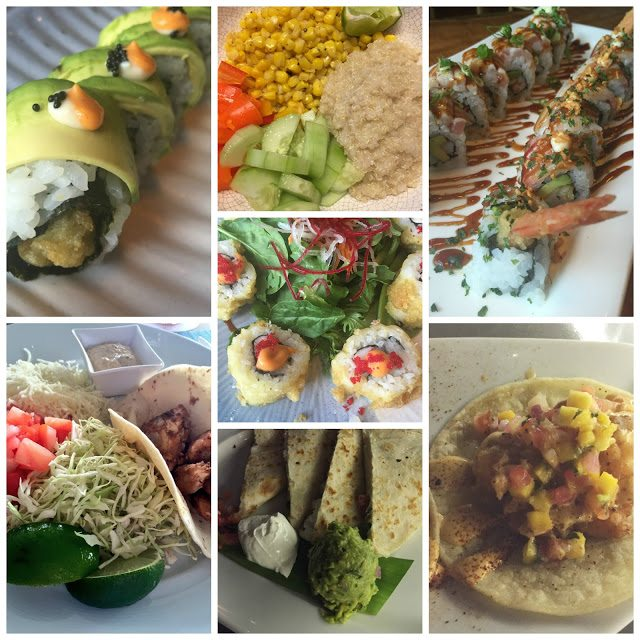 sushi mexican