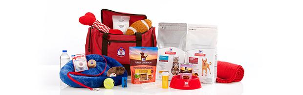 hill's emergency kit