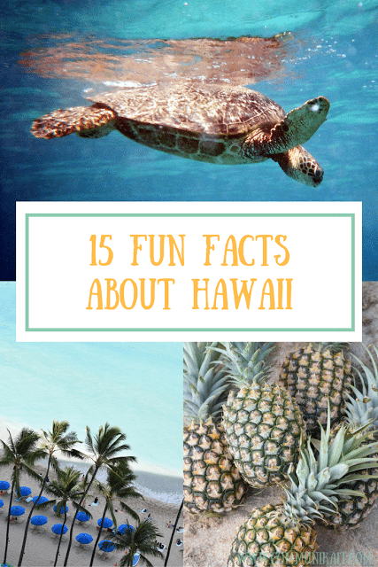 15 Fun Facts About Hawaii
